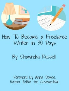 Become a Freelance Writer in 30 Days