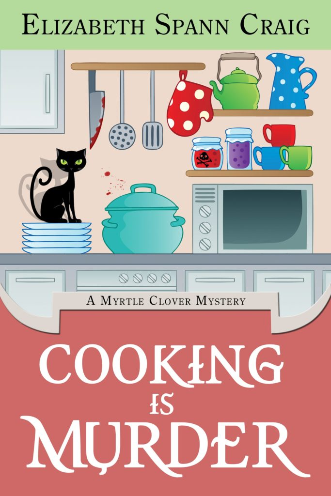 Cooking is Murder by Elizabeth Spann Craig