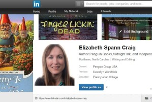 LinkedIn Elizabeth Spann Craig